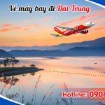 Đặt vé máy bay đi Đài Trung (RMQ) Đài Loan tại Phú Yên