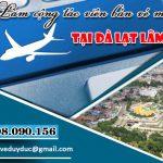 Làm cộng tác viên bán vé máy bay ở Đà Lạt tỉnh Lâm Đồng