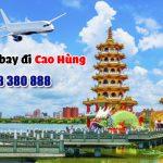 Ở Kon Tum đặt vé máy bay đi Cao Hùng (KHH) Đài Loan được không?