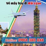 Quận 1 mua vé máy bay đi Đài Loan (Taiwan) chỗ nào ?
