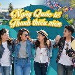 Vietnam Airlines ưu đãi nhân ngày Quốc tế thanh niên 12/8