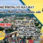 Mở phòng vé máy bay tại Quảng Ninh cần bao nhiêu vốn