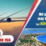 Tự mở phòng vé máy bay cấp 2 tại Bình Định không cần vốn
