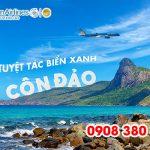 Vietnam Airlines ưu đãi giá vé các chặng bay đến Côn Đảo