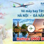 Vé Tết Hà Nội Đà Nẵng hãng Bamboo Airways bao nhiêu tiền ?