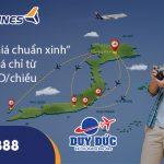 """Pacific Airlines triển khai chương trình """"Bay đầu tuần – Giá chuẩn xinh"""""""
