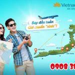 Vietnam Airlines ưu đãi giá vé chỉ từ 546.000 VND/chiều