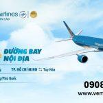 Vietnam Airlines tiếp tục khôi phục 4 đường bay nội địa
