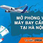 Mở phòng vé máy bay tại Hà Nội cần bao nhiêu vốn
