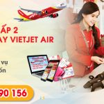 Tuyển đại lý bán vé máy bay Vietjet Air tại Hà Nội