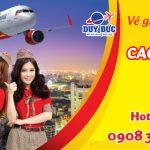 Vé máy bay giá rẻ Vietjet Kaohsiung (KHH) đi Hà Nội