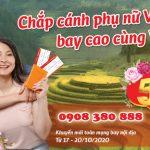 Vietjet tung khuyến mãi 50% giá vé mừng ngày Phụ nữ Việt Nam