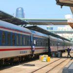 Chương trình giảm giá vé tàu Tết Dương lịch 2021