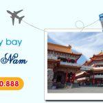 Mua vé đi Đài Nam (TNN) Đài Loan tại Khánh Hòa như thế nào
