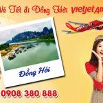 Vé Tết Vietjet Air đi Đồng Hới bao nhiêu tiền ?