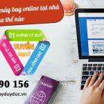 Đăng ký bán vé máy bay online tại nhà như thế nào