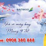 Giá vé Bamboo Airways mùng 4 Tết có rẻ không