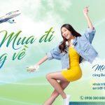 Bamboo Airways ưu đãi Mua chiều đi tặng chiều về
