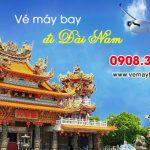 Mua vé máy bay đi Đài Nam (TNN) Đài Loan tại Đà Nẵng như thế nào