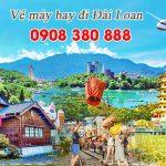 Tư vấn vé máy bay đi Đài Loan giá rẻ hãng Vietjet Air