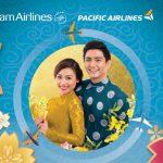 Vietnam Airlines Group cung ứng 2,4 triệu chỗ trong dịp Tết Nguyên Đán 2021