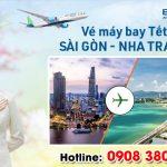Vé Tết Sài Gòn Nha Trang hãng Bamboo Airways bao nhiêu tiền ?