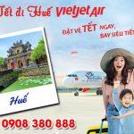 Vé Tết Vietjet Air đi Huế bao nhiêu tiền ?
