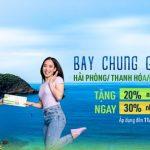 Bay chung đến Côn Đảo nhận ưu đãi khủng từ Bamboo Airways