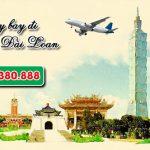 Đại lý bán vé đi Đài Bắc (TPE) Đài Loan tại Thái Nguyên