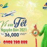 Bamboo Airways mở bán vé Tết 2021 giá rẻ đợt cuối