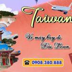 Tại Vĩnh Phúc mua vé máy bay đi Đài Loan ở đâu?