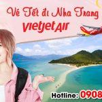 Vé tết Vietjet Air đi Nha Trang bao nhiêu tiền ?