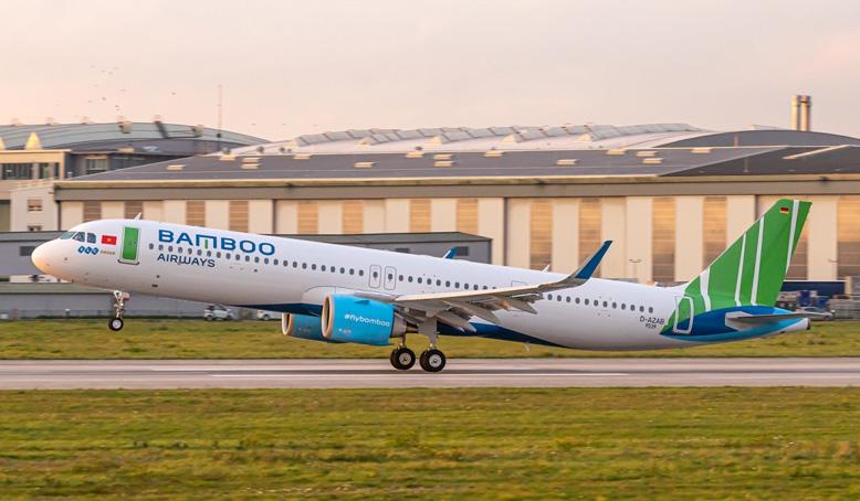Bamboo Airways dẫn đầu ngành Hàng không Việt Nam về tỷ lệ bay đúng giờ