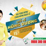 Giỗ tổ Hùng Vương – VNA giảm 15% giá vé nội địa