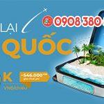 Vietnam Airlines khai thác trở lại chặng Phú Quốc