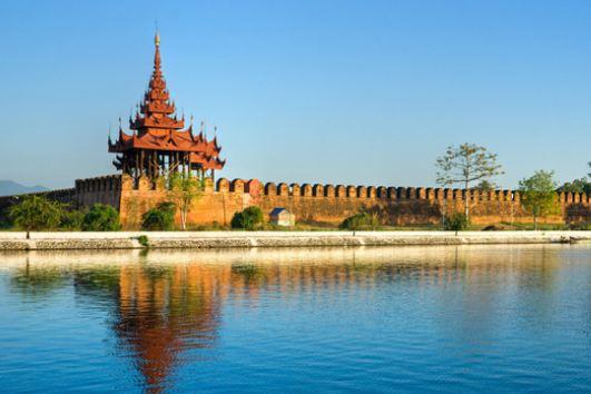 Tiger Air tung vé máy bay đi Myanmar giá rẻ