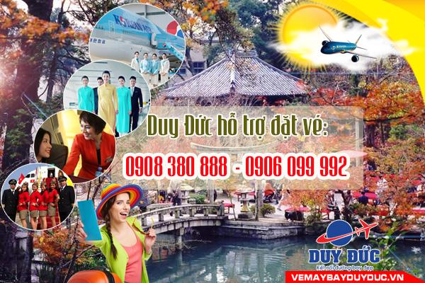 Vé máy bay đường Nguyễn Tất Thành quận 4 TP Hồ Chí Minh