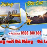 Vietnam Airlines mở đường bay mới Đà Nẵng – Đà Lạt 499k
