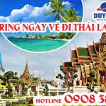 Ring ngay vé đi Thái Lan 65 USD hãng Bangkok Airways
