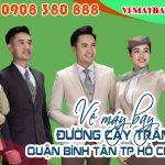 Vé máy bay đường Cây Trâm quận Bình Tân TP Hồ Chí Minh