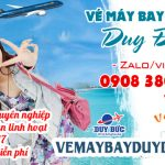 Vé máy bay đường Phạm Ngọc Thạch Thành Phố Thủ Dầu Một tỉnh Bình Dương