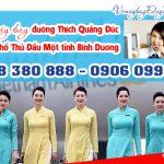 Vé máy bay đường Thích Quảng Đức Thành Phố Thủ Dầu Một tỉnh Bình Dương