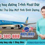 Vé máy bay đường Trịnh Hoài Đức Thành Phố Thủ Dầu Một tỉnh Bình Dương