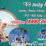Vé máy bay đường Trung Lương 15 Củ Chi TP Hồ Chí Minh