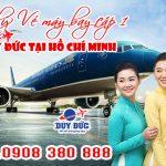 Đại lý vé máy bay cấp 1 Việt Mỹ tại Hồ Chí Minh