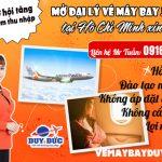 Mở đại lý vé máy bay Jetstar tại Hồ Chí Minh xin ở đâu