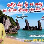 Mở đại lý vé máy bay tại Kiên Giang cần bao nhiêu vốn