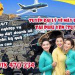 Tuyển đại lý vé máy bay cấp 2 tại Phú Yên (Tuy Hòa)