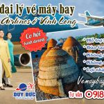 Tuyển đại lý vé máy bay Vietnam Airlines ở Vĩnh Long