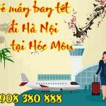 Vé máy bay Tết đi Hà Nội tại Hóc Môn